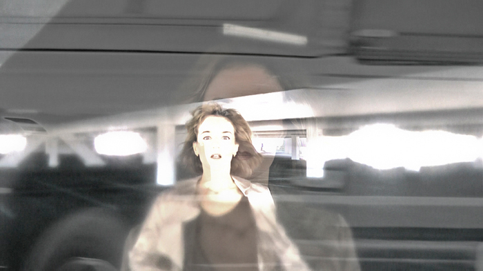 "Sieglinde Van Damme - Video stills from the video ""V O I D"" 2011"