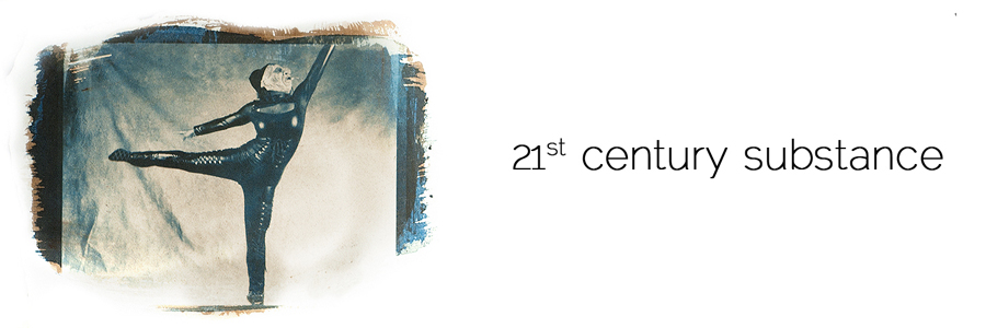 21st Century Substance - Ryan Kalem