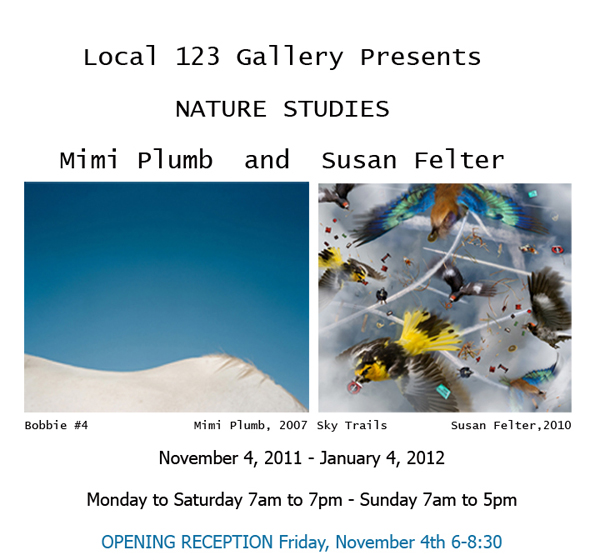 Local 123 Gallery Presents: Nature Studies