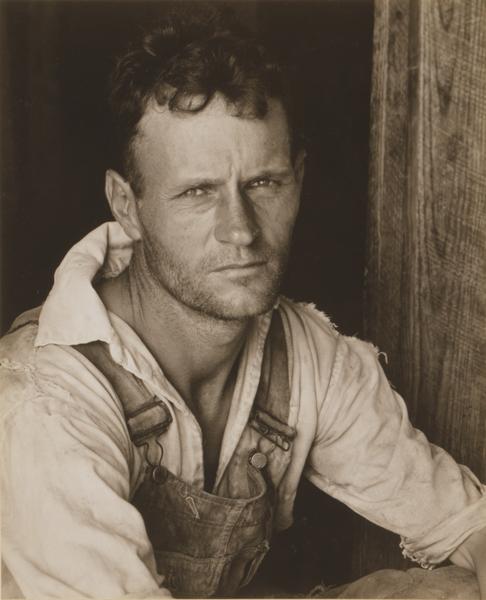 Walker Evans - Floyd Burroughs - 1933
