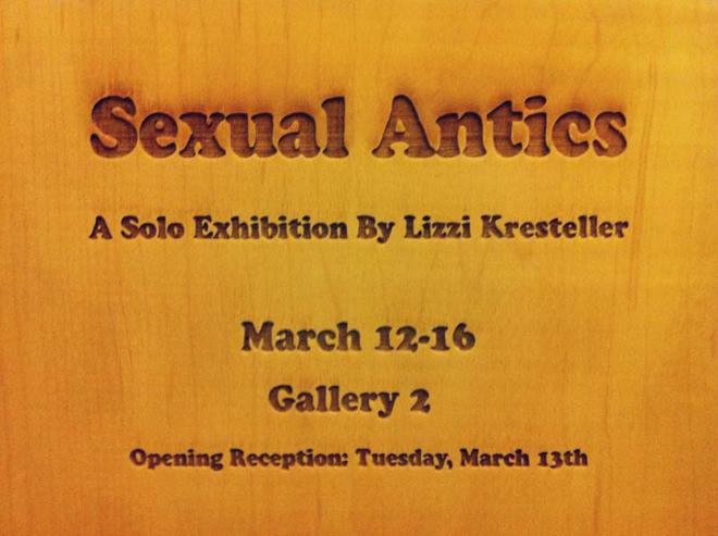 Lizzi_Sexual Antics