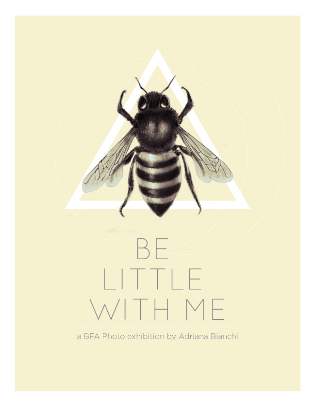 Adriana Bianchi - Bee Little With Me - Card