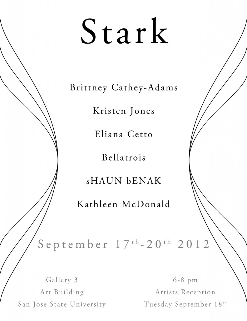 Brittney Cathey-Adams, Shaun Benak, Eliana Cetto, Chrysta Giffen, Kristen Jones, and Kathleen McDonald - Stark