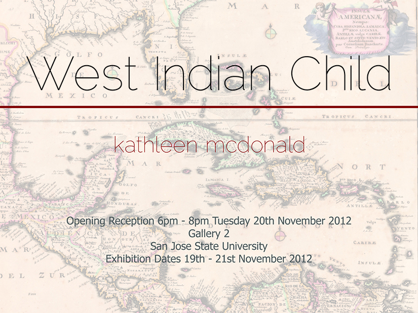Kathleen McDonald - West Indian Child Flyer