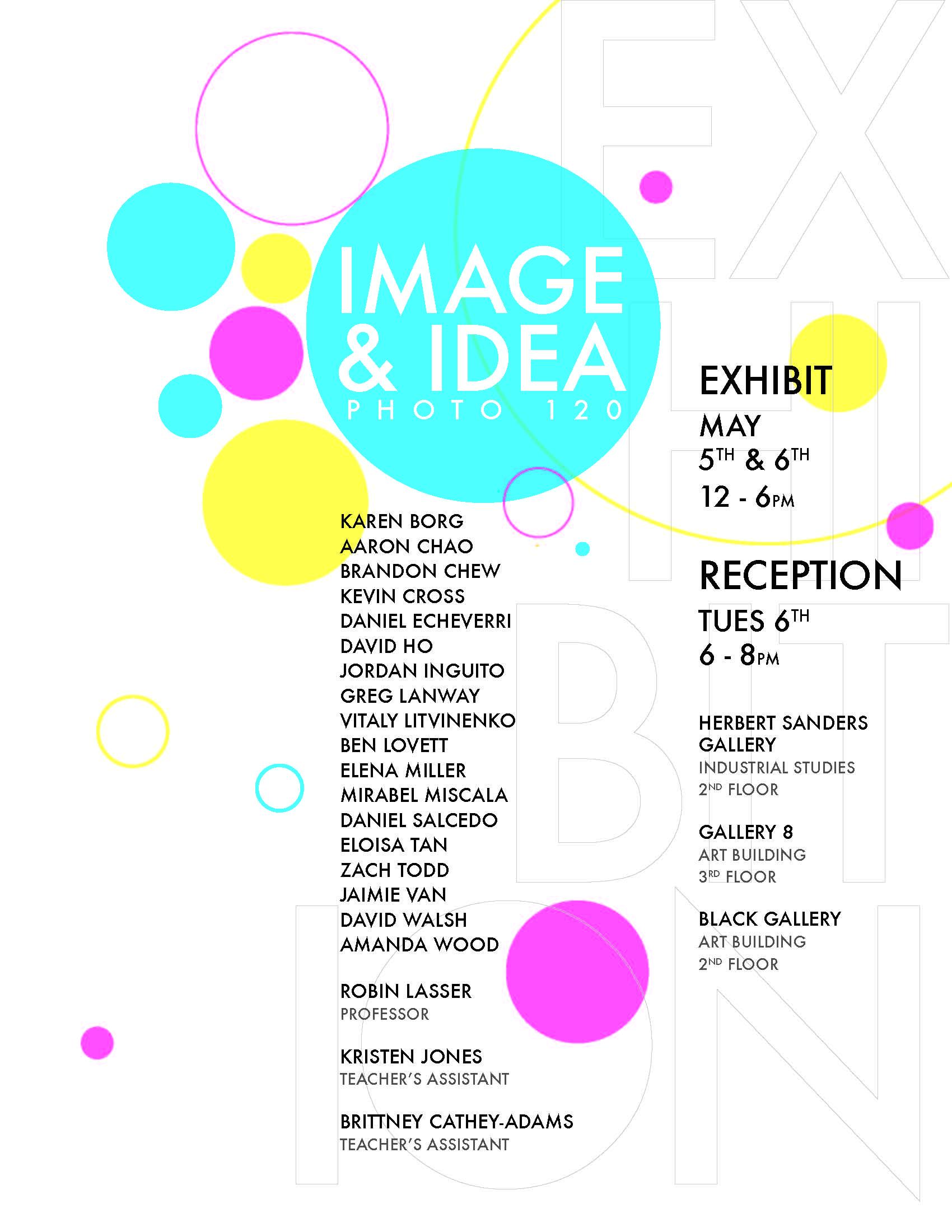 exhibit poster