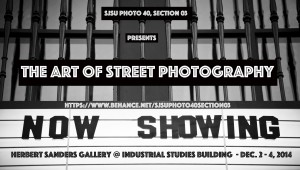 TheArtofStreetPhotographyGallery-Flyer