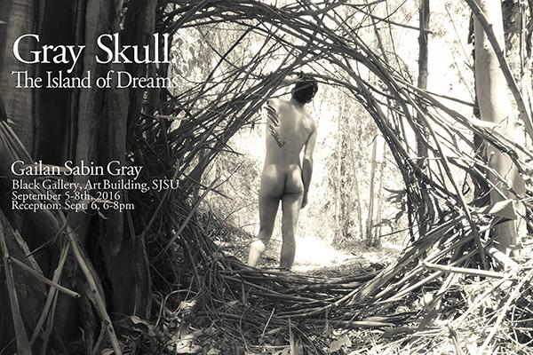 Gray Skull-FLAT